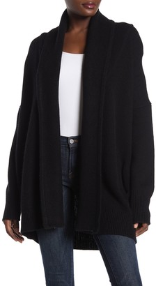 360 Cashmere April Shawl Collar Wool & Cashmere Cardigan
