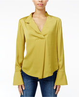 Rachel Roy Bell-Sleeve Blouse, Only at Macy's