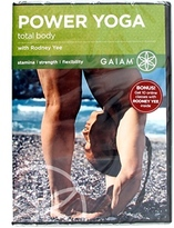 Gaiam Power Yoga Total Body Workout DVD 31678