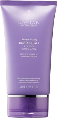 ALTERNA Haircare CAVIAR Anti-Aging Restructuring Bond Repair Leave-In Protein Cream