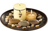 JCPenney Live Love Laugh, Sentiments Candle Garden