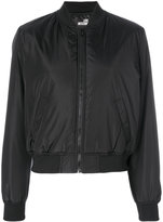 Love Moschino 100% embroidered bomber jacket - women - Polyamide/Polyester/Spandex/Elastane - 38