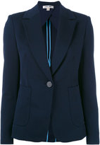 Diane von Furstenberg single button blazer