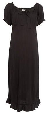 Dorothy Perkins Womens Dp Maternity Black Circle Dress, Black