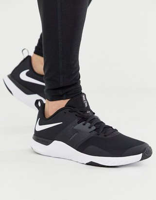 Nike Training Renew Retaliation trainer in black