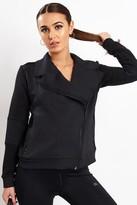 ALALA Black Moto Jacket - M - Black