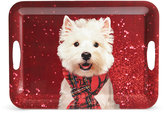Marks and Spencer Christmas Dog Rectangular Tray