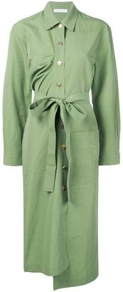 REJINA PYO Madison cotton shirt dress