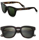 Givenchy 48MM Wayfarer Sunglasses