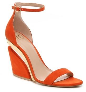 Jlo Jennifer Lopez Janess Wedge Sandal