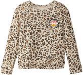 Billabong Girls' Jungle Dream Pullover Crew (414) - 8164340