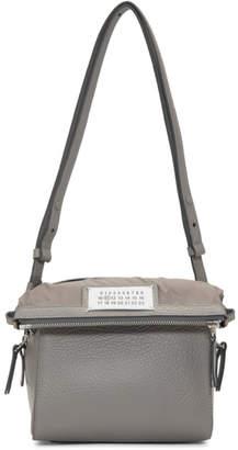 Maison Margiela Grey Medium 5AC Box Bag