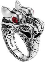 John Hardy Dragon-Head Ring