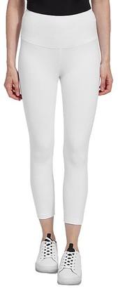 Lysse Medium Control Flattering Cropped Cotton Leggings