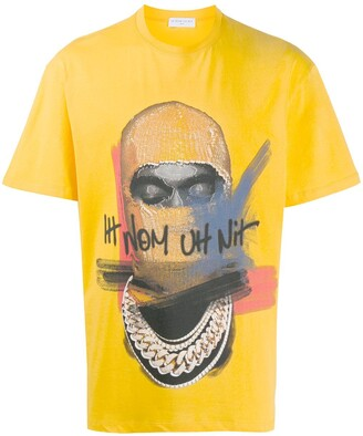 Ih Nom Uh Nit graphic-print boxy T-shirt