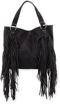 Urban Originals Castaway Faux-Leather Tote Bag, Black