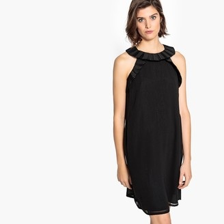 La Redoute Collections Pleated Party Dress