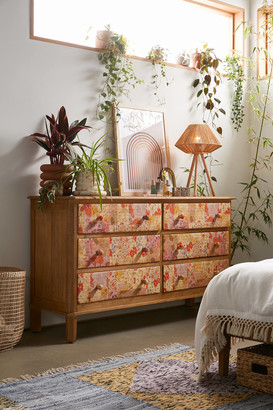 Urban Outfitters Cecilia 6-Drawer Dresser