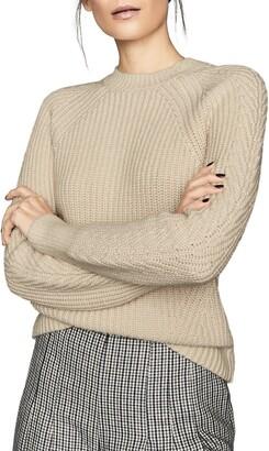 Reiss Aisling Raglan Sleeve Sweater