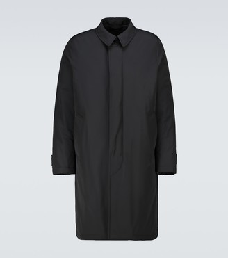 Tom Ford Technical ovatta padded raincoat