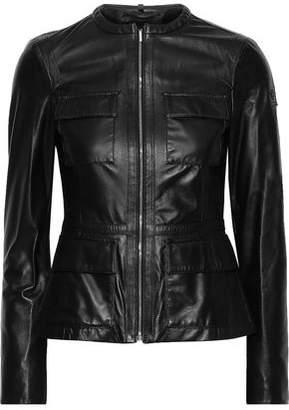 Belstaff Brimms 2.0 Leather Biker Jacket