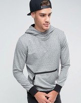 Jack and Jones Overhead Hoodie with Front Pocket