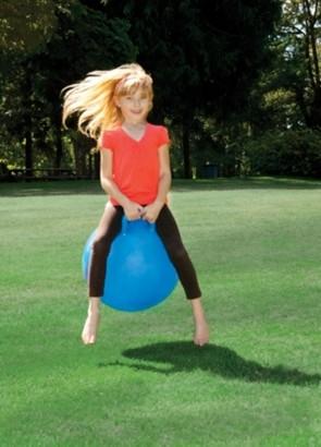 Toysmith 18 Inch Hoppy Balls With Pump