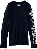 Columbia Kids - Terminal Tackle L/S Tee Boy's Long Sleeve Pullover