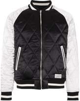 Wacko Maria Reversible ska jacket with tiger embroidery