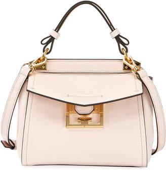Givenchy Mystic Mini Calfskin Top-Handle Bag