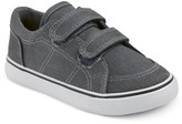 Cat & Jack Toddler Boys' Carter Double Strap Sneakers Cat & Jack - Grey