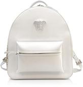 Versace Palazzo White Nappa Backpack