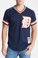 Mitchell & Ness Men's 'Alan Trammell - Detroit Tigers' Authentic Mesh Bp Jersey
