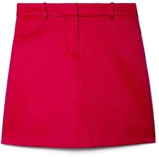Tory Burch Tech Twill Golf Skirt