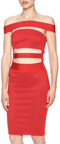Wow Couture Red Kylie Dress