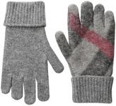 Burberry Needlepunch Gloves Extreme Cold Weather Gloves