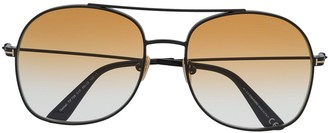 Tom Ford Delilah aviator sunglasses