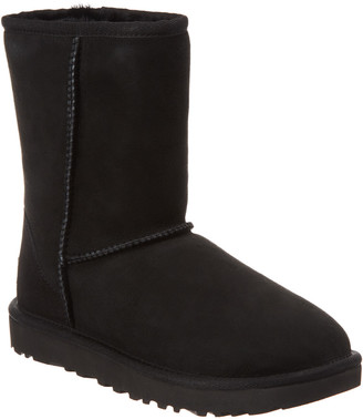 UGG Women's Classic Short Ii Water-Resistant Sheepskin Boot