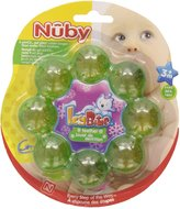 Nuby Icy Bite Ring Teether