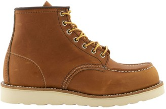 Red Wing Shoes Classic Boot Moc Oro Legacy