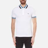 Lacoste Men's Collar Detail Polo Shirt