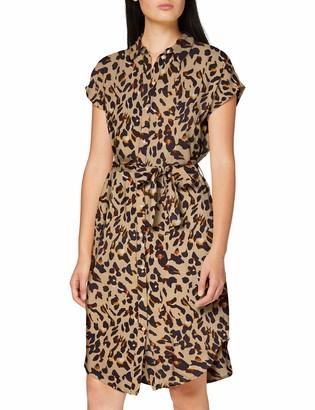 Pieces Women's Pcnya Ss Shirt Dress Pb