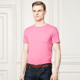 Ralph Lauren Purple Label Pima Cotton Pocket T-Shirt