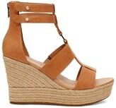 UGG Kolfax Leather Wedge Sandals