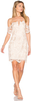 Saylor Sansa Dress in Pink. - size L (also in M,XS)
