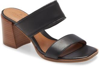 Caslon Kalina Block Heel Slide Sandal