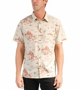 Rip Curl Men's Island Fever Short Sleeve Shirt 7538411