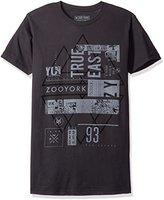 Zoo York Men's Short Sleeve Contempt T-Shirt