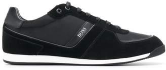 HUGO BOSS Low-profile technical sneakers