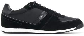 BOSS Low-profile technical sneakers